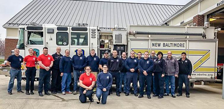 NBVFRC Volunteer Crew